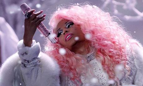 NIcki Minaj Proves That She's More Than Just Fakery