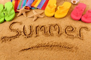 Summer Summer Summer Time!