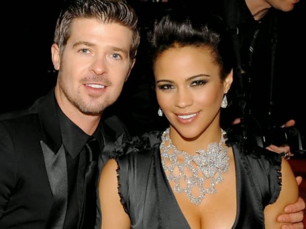 Robin Thicke and Paula Patton: Get Her Back