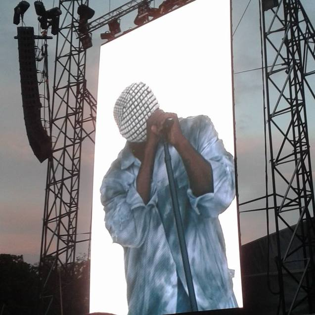 Yeezus...Cool hat dude!