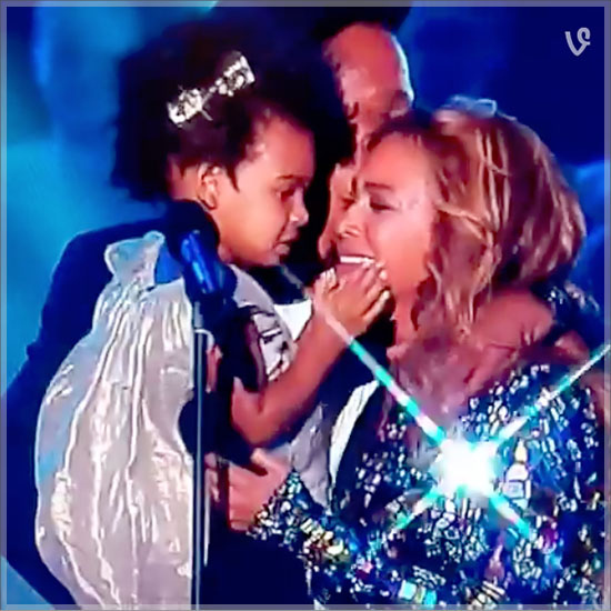 Concerts  and Badonkadonkdonk  Its the MTV Video Music Awards 2014Blue Ivy August 2014