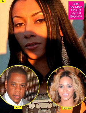 Liv: Jay Z likes naturally flawless model chicks like me!