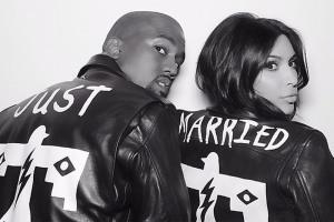 Kim, Kanye, Khloe share wedding moments
