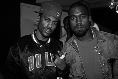 Big Sean Ft. Kanye West & Roscoe Dash - Marvin Gaye & Chardonnay Lyrics